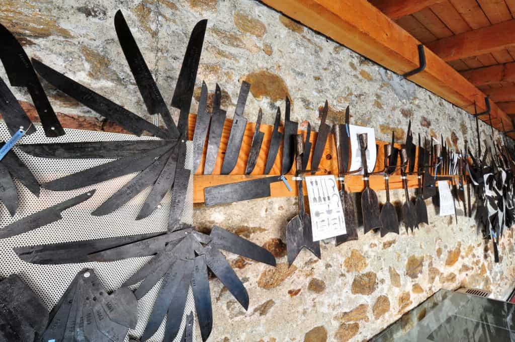 Ironwork Museum Netro